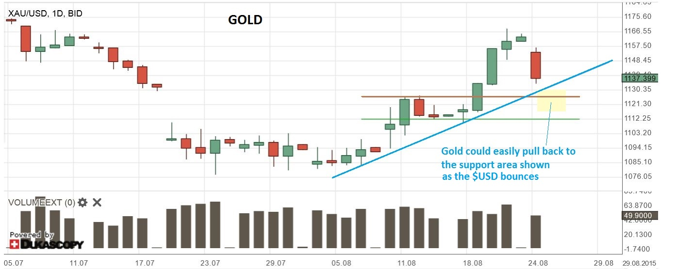 GOLD 8-25