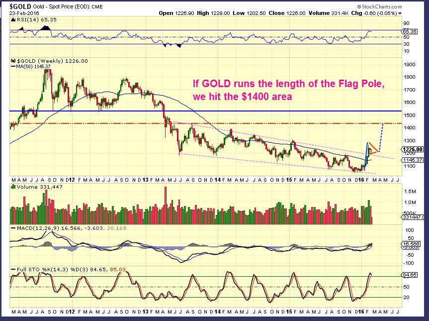 GOLD FLAG 2-24