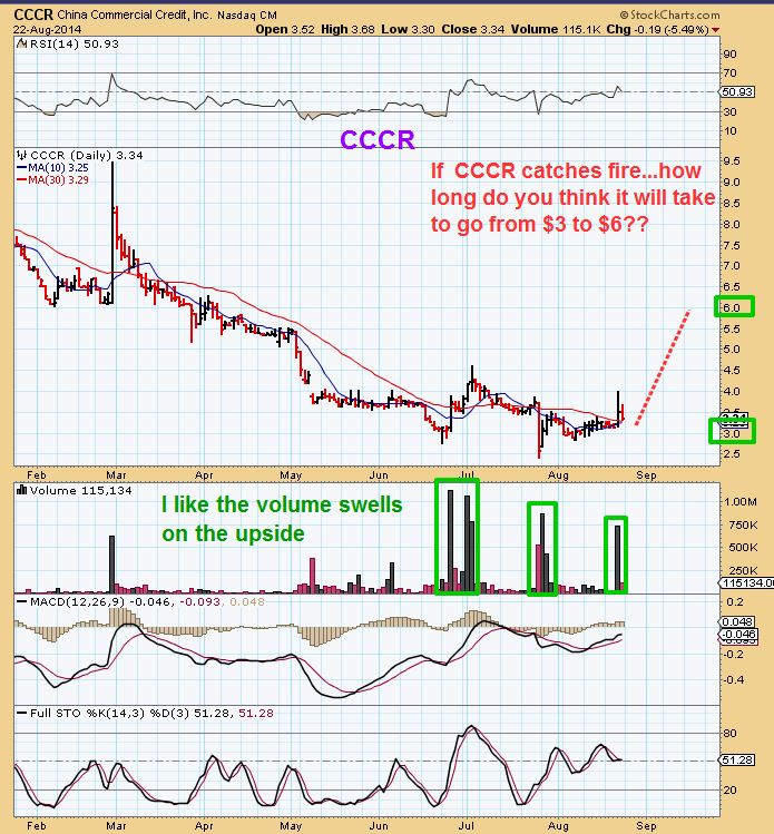 CCCR Daily last one